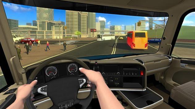 模拟客车驾驶长途2019游戏内购破解版图4: