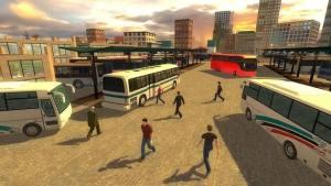 模拟客车驾驶长途2019破解版图1