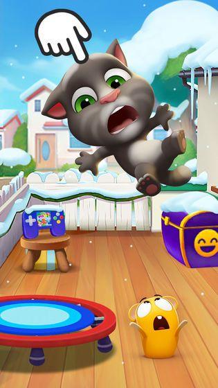 我的汤姆猫2安卓免费内购修改版下载图5: