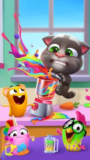 我的汤姆猫2安卓免费内购修改版下载图3: