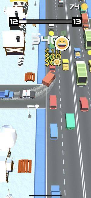 Traffic Turn游戏图5