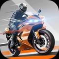 顶级骑手公路摩托比赛游戏