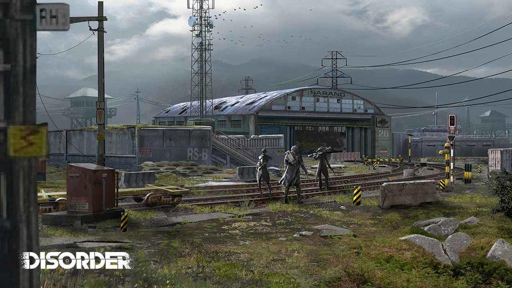 网易Disorder游戏官方网站下载正式版图2: