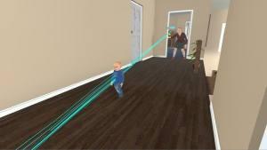 熊孩子看家模拟器游戏手机版下载图片2