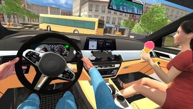汽车模拟器M5中文游戏修改版下载(Car Simulator M5)图3: