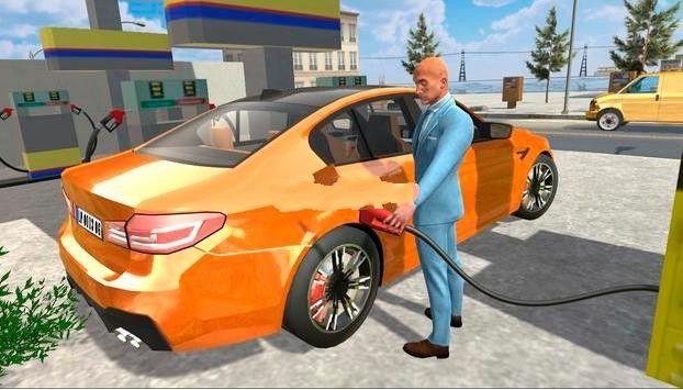 汽车模拟器M5中文游戏修改版下载(Car Simulator M5)图2: