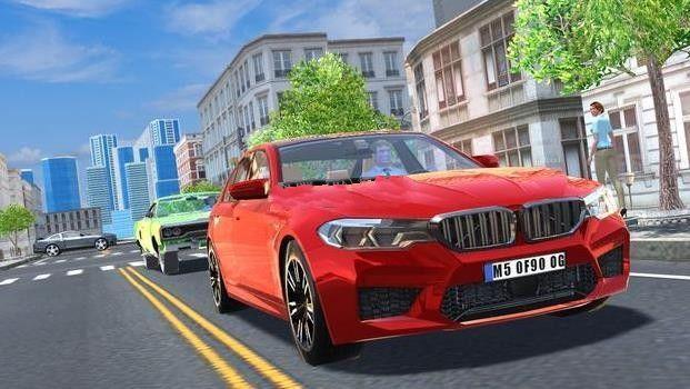 汽车模拟器M5中文游戏修改版下载(Car Simulator M5)图4: