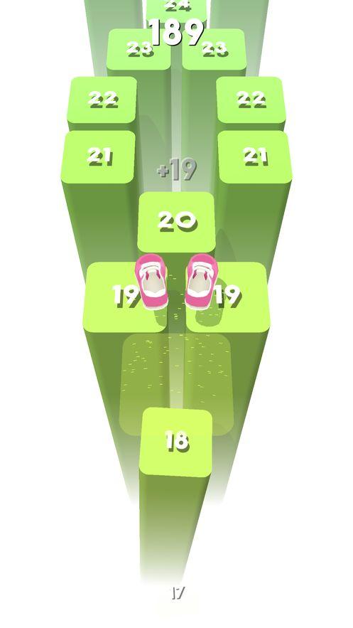 Hopscotch游戏安卓手机版(跳房子)图3: