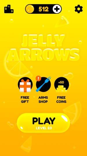 Jelly Arrows破解版图1