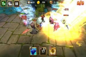 超神之战官网版图2