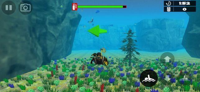深海潜水模拟器2019手机游戏中文版下载图3: