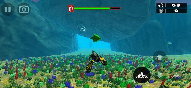深海潜水模拟器2019手机游戏中文版下载图4: