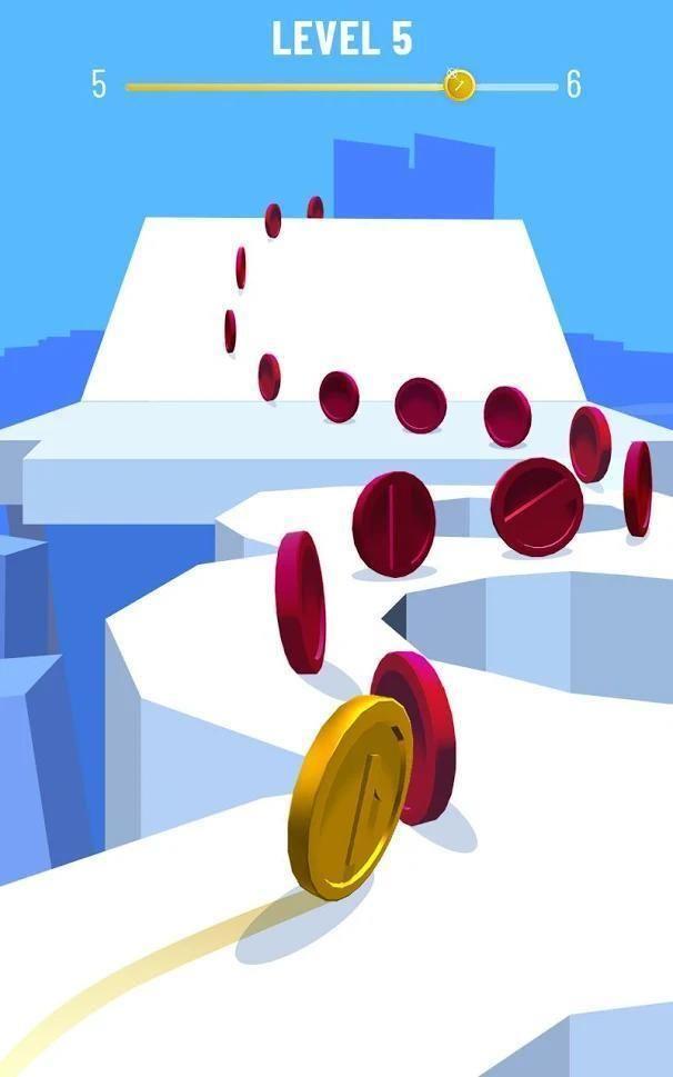 金币跑酷下载安装抖音游戏官方正版(Coin Rush)图片4
