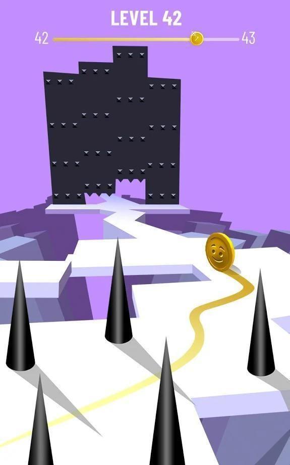 金币跑酷下载安装抖音游戏官方正版(Coin Rush)图片1