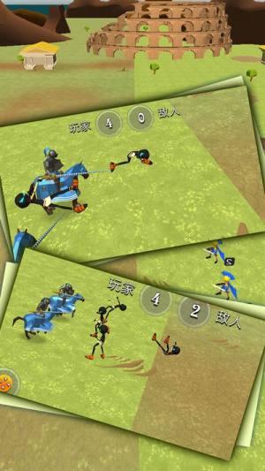 火柴人骑士战争3D游戏官方安卓中文版下载图片3