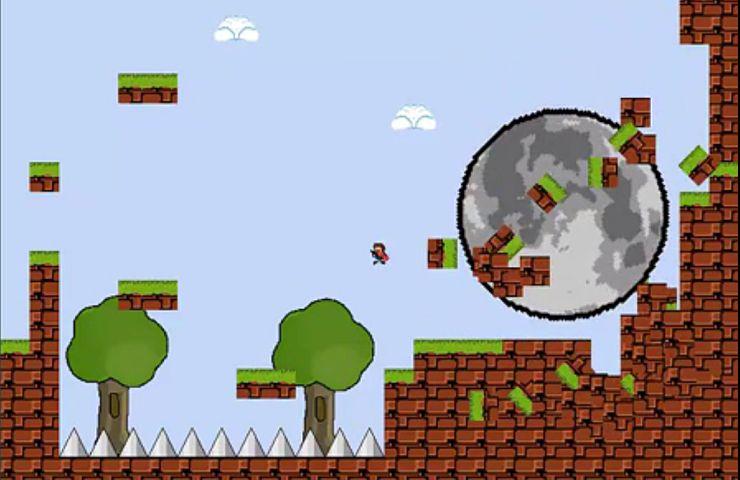 抖音不是人玩的游戏游戏下载i wanna手机版图2: