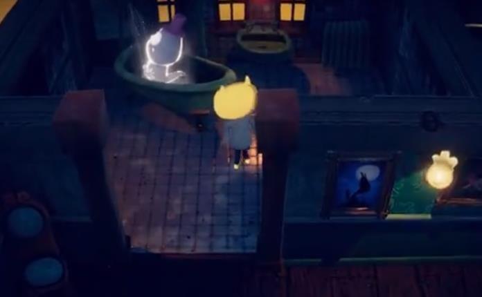 纸鱼逃离幽灵酒店游戏手机版下载图2: