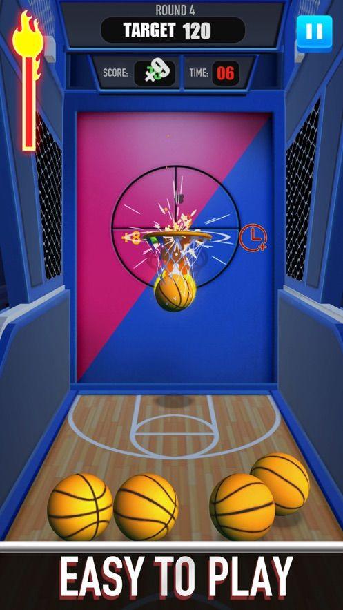 ScoreKing3D篮球比赛游戏安卓版下载图2: