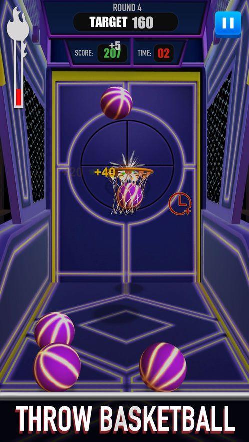 ScoreKing3D篮球比赛游戏安卓版下载图1: