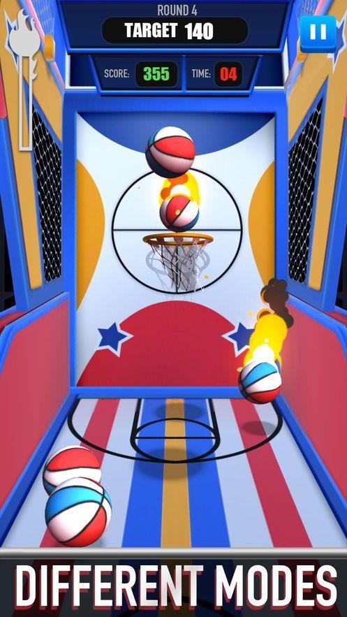 ScoreKing3D篮球比赛游戏安卓版下载图5: