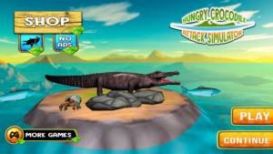 鳄鱼模拟器2019安卓版图1