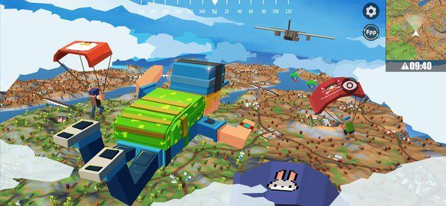 迷你像素世界3吃鸡精英游戏ios官网正式版下载图3: