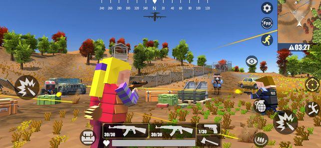 迷你像素世界3吃鸡精英游戏ios官网正式版下载图4:
