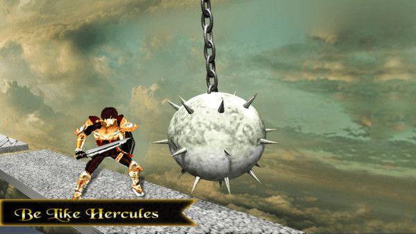 传奇骑士战士游戏官方正式版下载图1: