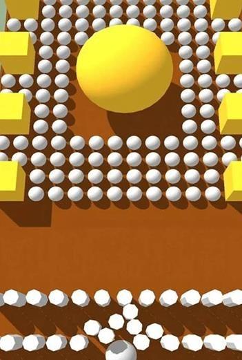 吞噬球球3D游戏安卓版下载图2: