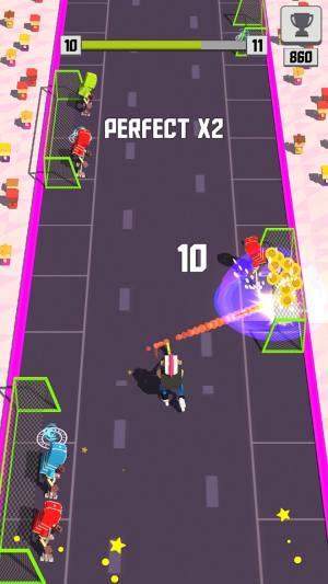 冰球竞赛游戏图2
