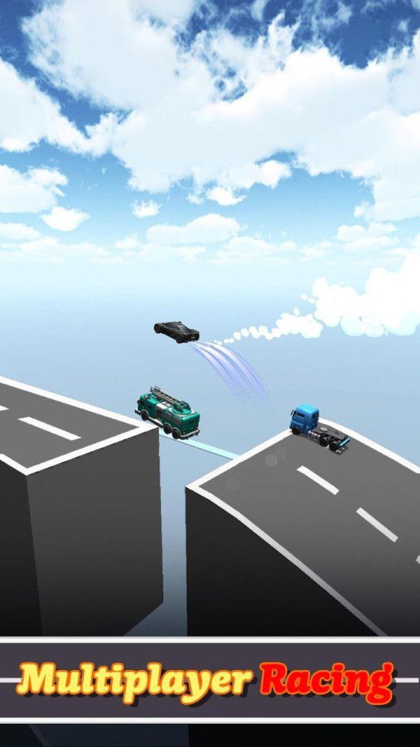 空中赛车3D游戏官方最新版下载图1: