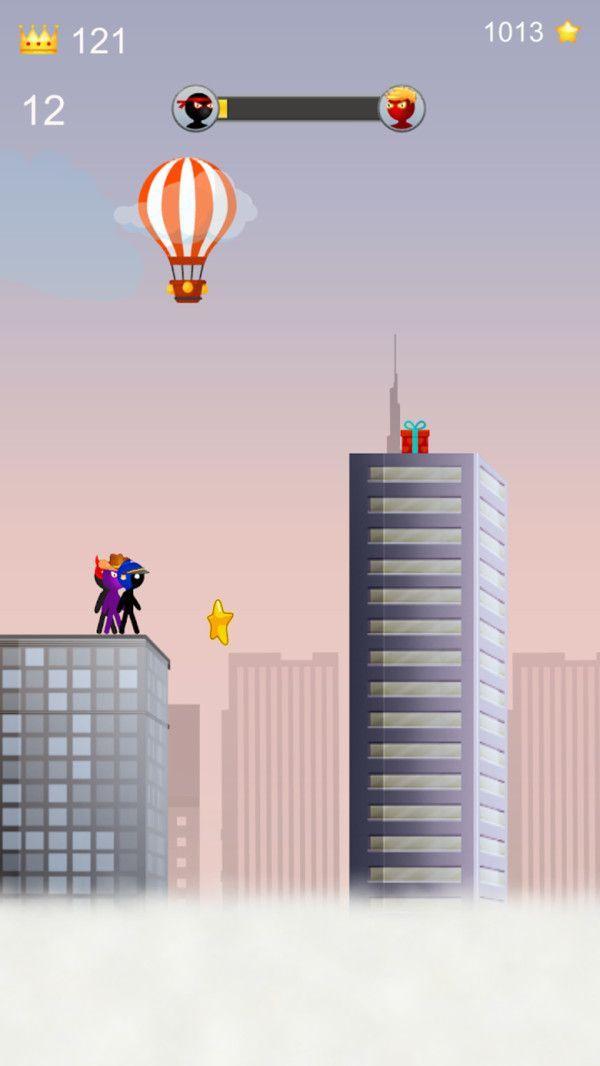 城市火柴人游戏无限金币钻石内购破解版图片3