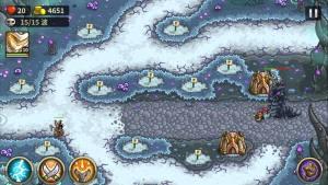 王国保卫战起源4.1破解版图1