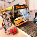 城市公交车建造游戏