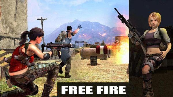 现代战场射击游戏破解版无限子弹下载图4: