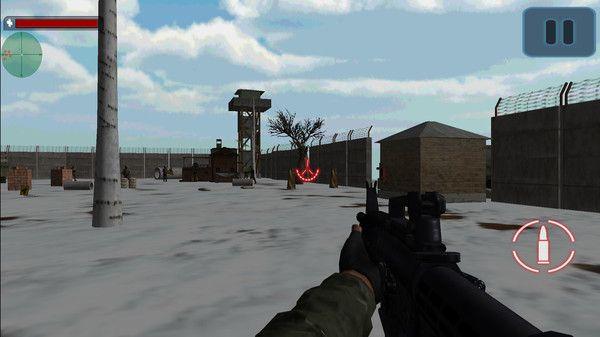 现代战场射击游戏破解版无限子弹下载图2: