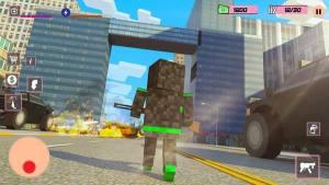 超级方块绳索英雄游戏图4