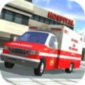 救护车医生驾驶游戏