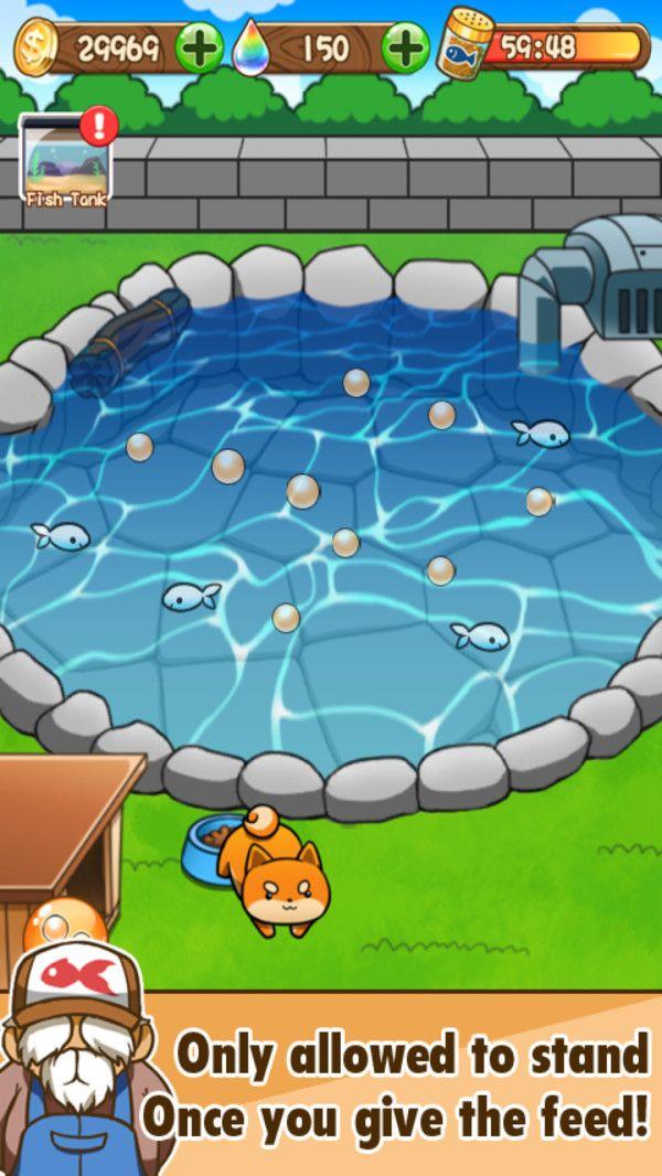 金鱼的日常游戏最新中文版下载图1:
