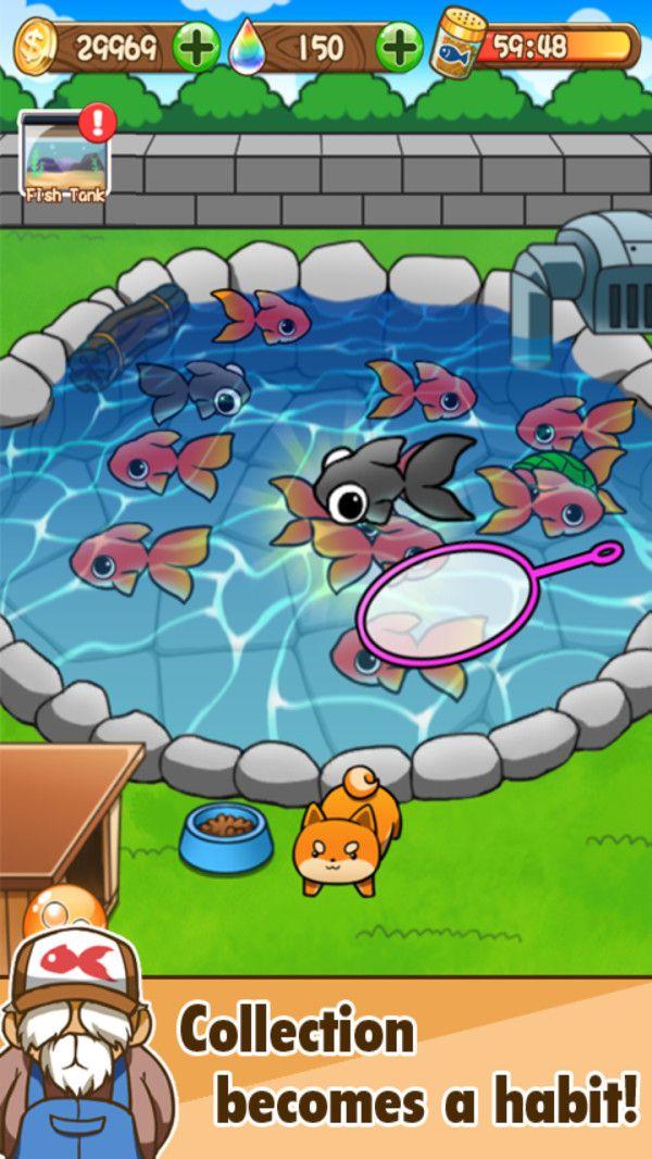 金鱼的日常游戏最新中文版下载图2: