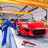 汽车制造商机械模拟器游戏