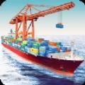 货船起重机驾驶模拟2019游戏
