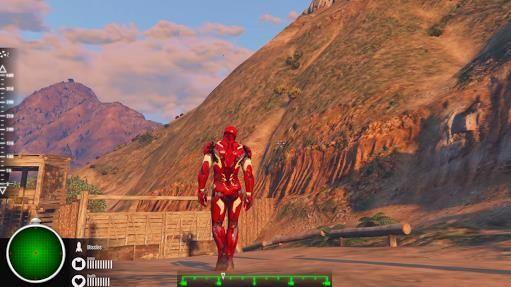 钢铁侠自由模拟器2019游戏官方正式版下载图2: