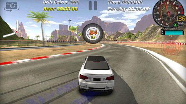 最佳速度车拖曳漂移游戏最新中文版下载图5: