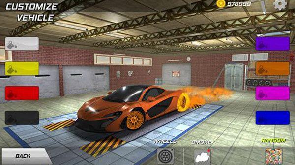 最佳速度车拖曳漂移游戏最新中文版下载图片4