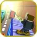 悬浮滑板地铁冲浪者游戏