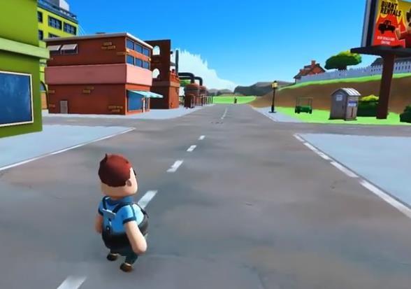 屌德斯解说派件员模拟器手机游戏官方版下载图片2