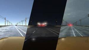 虚拟现实赛车VR游戏图1