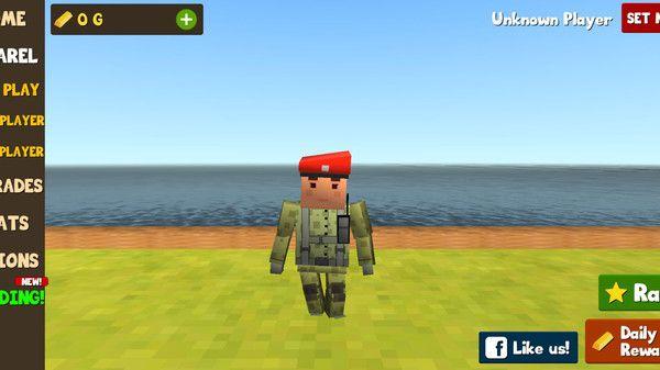 方块皇家生存战游戏最新中文版下载图片3