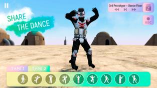 舞蹈模拟器中文游戏修改版下载(Dance Simulator)图片2